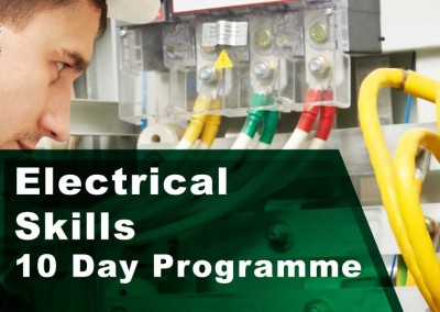Electrical Skills 10 Day Programme | Electrical Training Course in Stockport