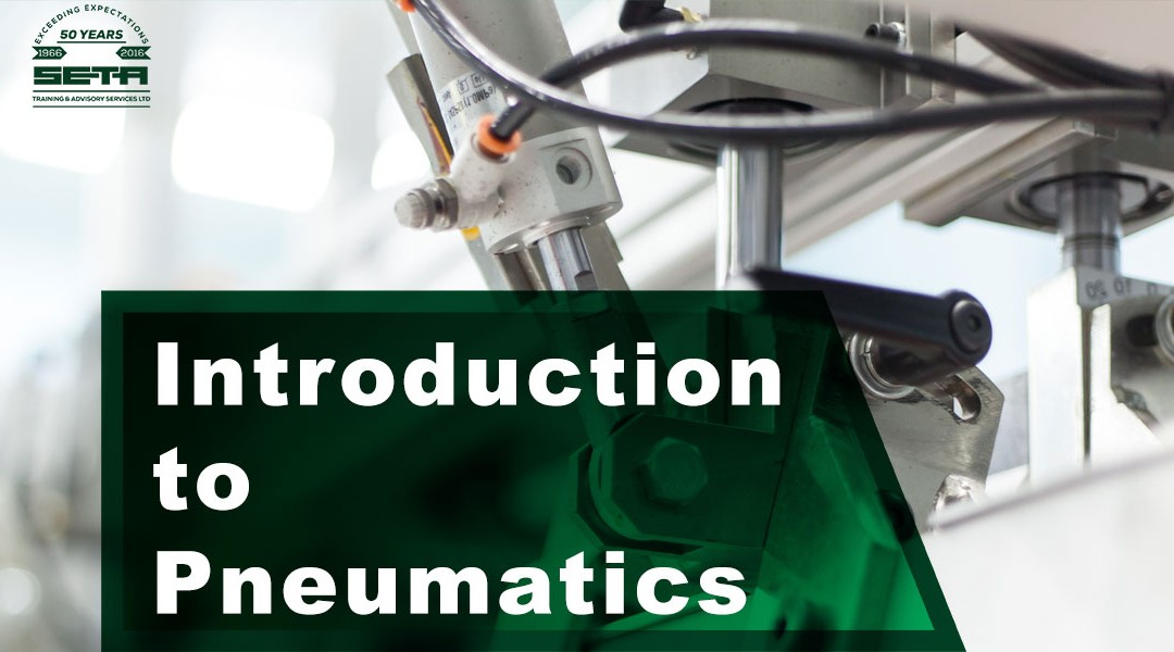 Introduction to Pneumatics 5 Day Programme