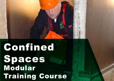 Confined Spaces – Modular Training Course