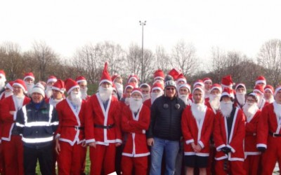 Annual SANTA DASH is coming to town!