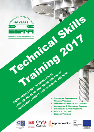 Download SETA Technical Skills Course Schedule 2017