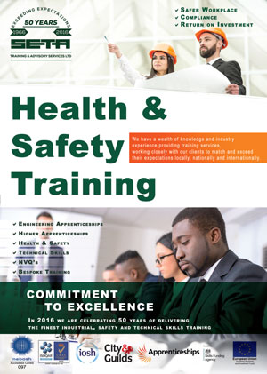 download SETA safety training course schedule 2016