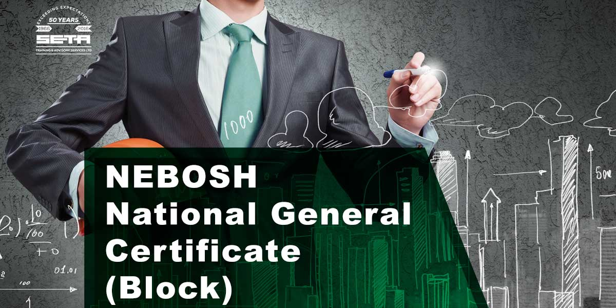 NEBOSH National General Certificate Block