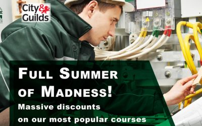 Massive discounts on our most popular courses in Stockport!
