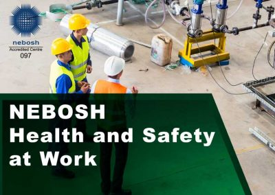 NEBOSH Health and Safety at Work Qualification