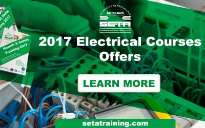 SETA Stockport Electrical Courses Offer