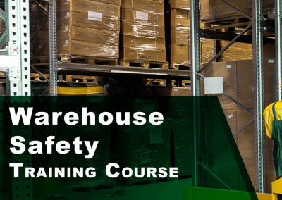 Warehouse Safety Training Course in Stockport