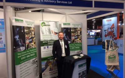 SETA Exhibiting at the Prestigious Northern Manufacturing and Electronics Show