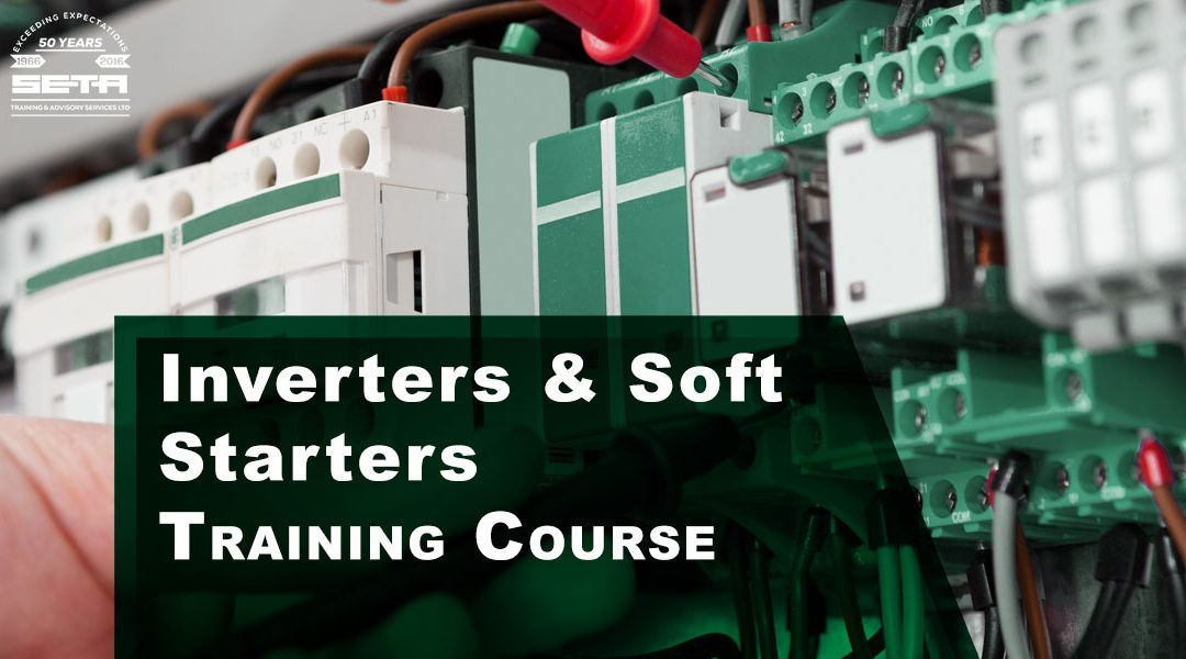 Inverters and soft starters 3 Day Programme