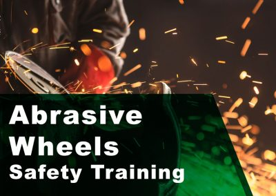 Abrasive Wheels Safety Course