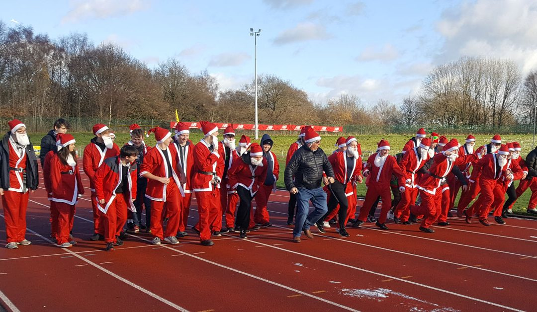 Seta S Annual Santa Dash 2017 Seta Training Courses