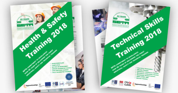 SETA Courses Brochure