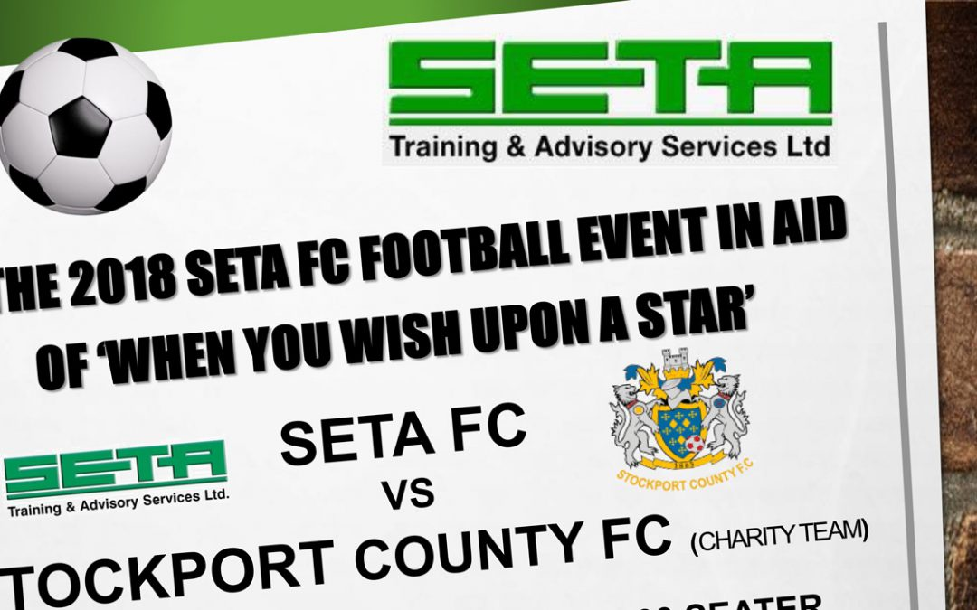 The 2018 SETA FC FOOTBALL EVENT