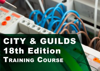 City & Guilds 18th Edition 1 Day 17th Edition Update Course
