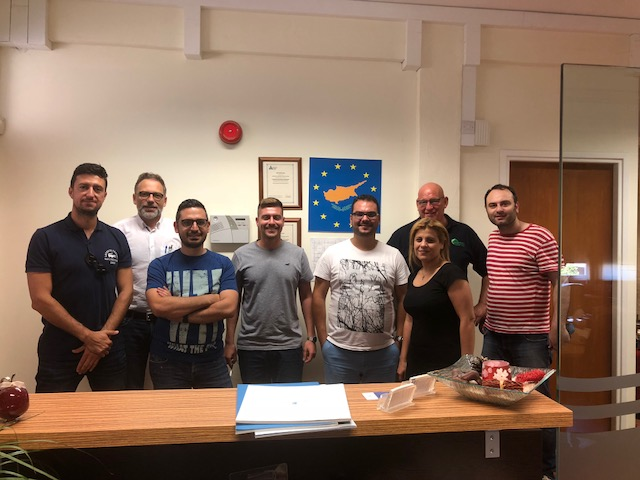 NEBOSH International course in Limassol, Cyprus successfully delivered by SETA