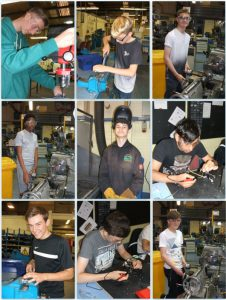 Start of SETA's 2018 Stockport work experience programmes