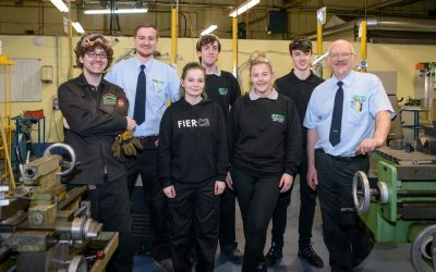 Engineering Apprenticeships with SETA Stockport – Parent Information
