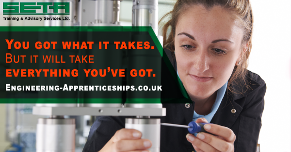 Engineering Apprenticeships for Girls!