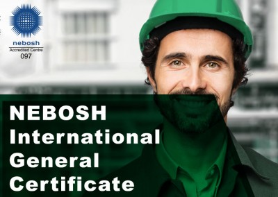 Nebosh International General Certificate Occupational Health and Safety Training Course