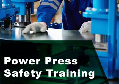 Power Press Safety Training Course