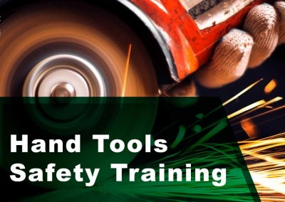 Hand Tools Safety Training