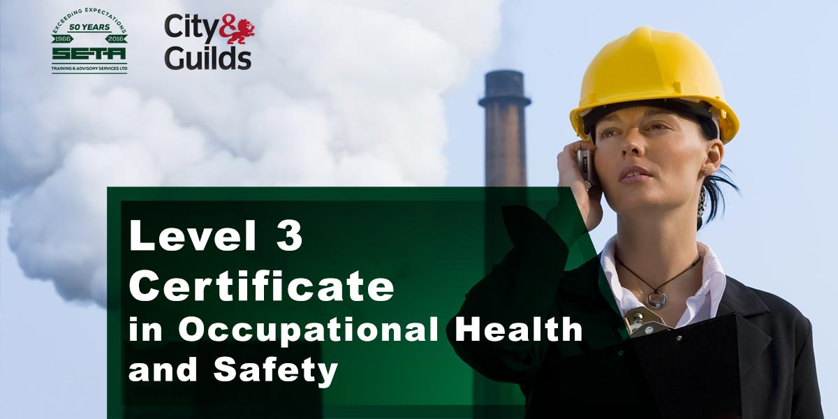 The City Guilds Level 3 Certificate In Occupational Health