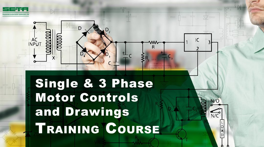 Single & 3 Phase Motor Controls and Drawings