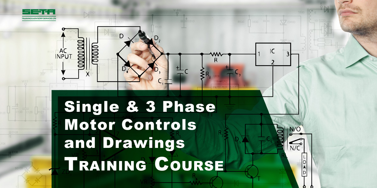 Single & 3 Phase Motor Controls and Drawings - SETA Training Courses on single phase ac motor diagram, simple motor diagram, contactor relay wiring diagram, single phase induction motor diagram, basic car diagram, 3 phase reversing motor starter, allen bradley relay wiring diagram, 3 phase ac motor wiring, 3 phase 2 speed motor diagram, 3 phase square d motor starter wiring diagram, single phase transformer wiring diagram, electric motor starter diagram, 5 hp well pump control box wiring diagram, dc motor diagram, single phase reversing motor starter diagram, 3 phase electric motor diagrams, motor control diagram, star delta starter control diagram, 3 phase electrical panel diagram, 3 phase reversing motor relay,