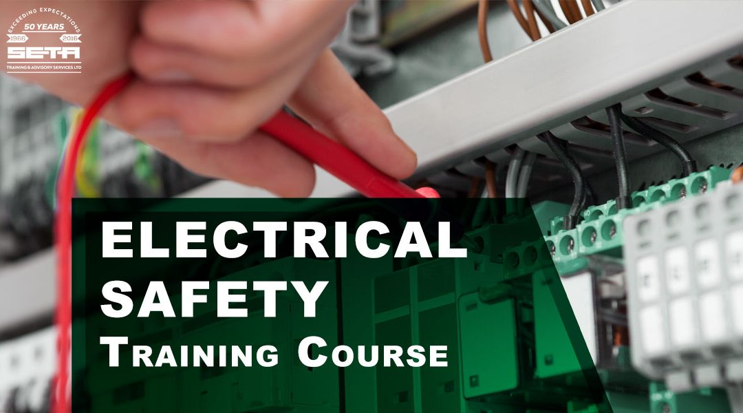 Electrical Safety 2 Day Programme