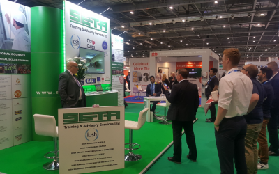 SETA stand for Health & Safety at the NEC Birmingham