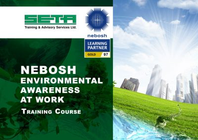 NEBOSH Environmental Awareness at Work