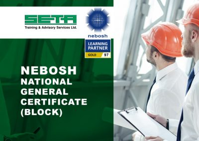 NEBOSH National General Certificate (Block)