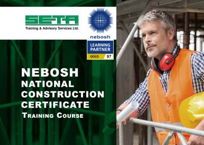 NEBOSH Health and Safety Management for Construction (NC1)