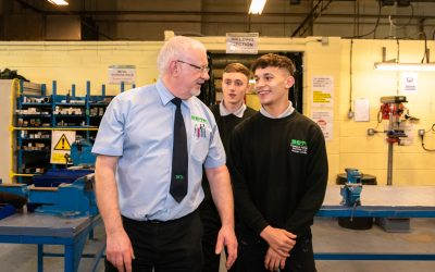 SETA are opening their doors to Apprentices after the Lockdown