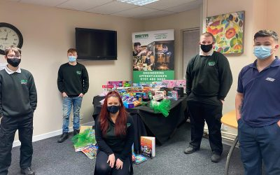 SETA's Salute to the Salvation Army Toys Appeal